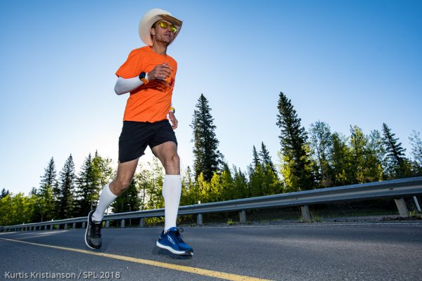 Canadian National Record Holder to Break TransCanadian Speed Record