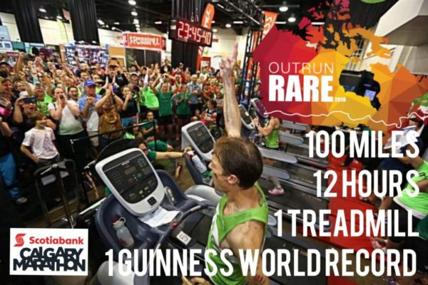 Canadian Running Magazine – Dave Proctor to challenge world 100-mile treadmill record in 2019