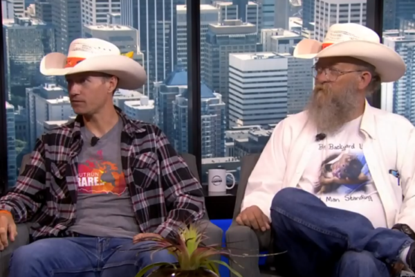 CTV News Calgary – Dave Proctor and Laz Lake Interview on Outrun Backyard Ultra